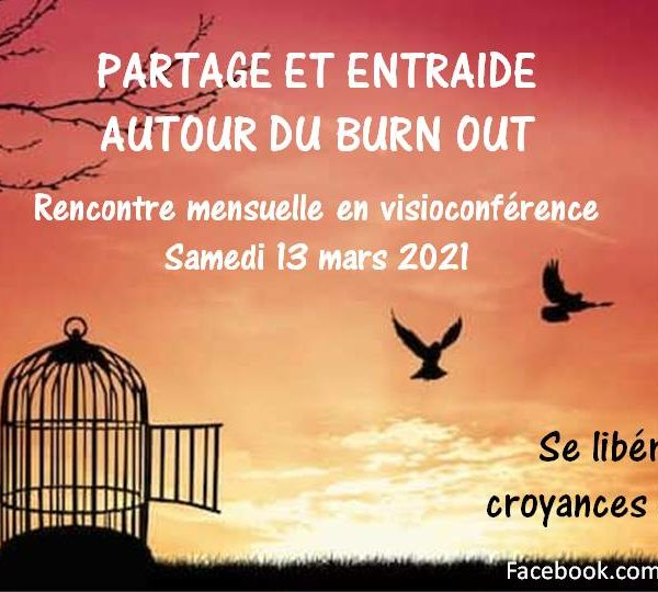 Groupe de paroles – samedi 13 mars 2021